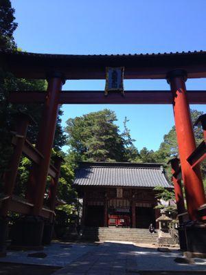 北口富士浅間神社_b0135325_1759782.jpg
