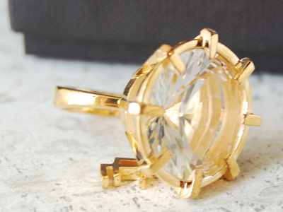 【LUCIEN ELEMENTS】CRYSTAL RING♡ by kayo_f0053343_11563291.jpg