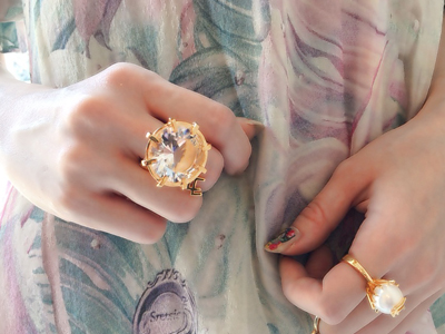 【LUCIEN ELEMENTS】CRYSTAL RING♡ by kayo_f0053343_12175166.jpg