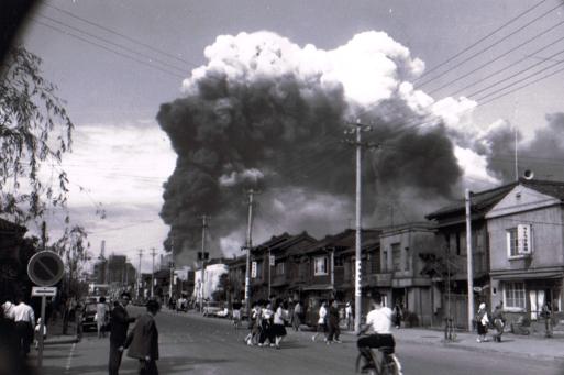 蔵織『新潟地震50周年写真展』が始まります_d0178448_07245039.jpg