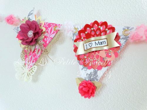 Happy Birthday & Happy Garland ♡_b0301949_09323930.jpg