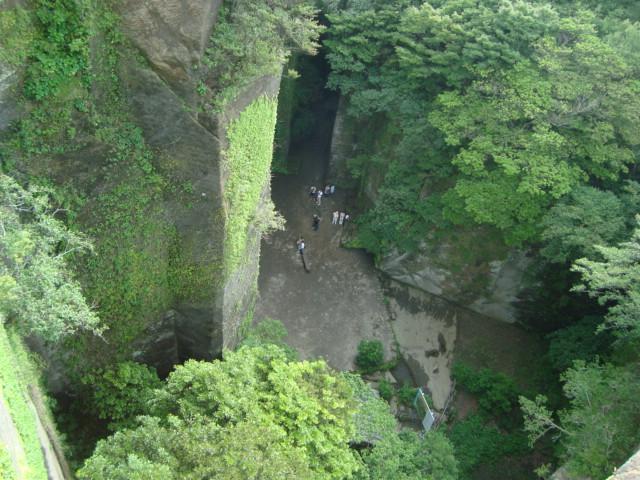 鋸山(のこぎりやま)を登る。_f0232060_17204268.jpg