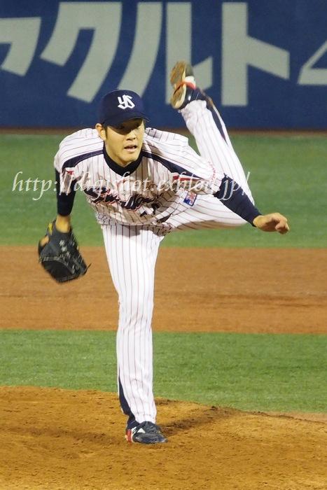 荒木貴裕選手、9回殊勲の決勝打~!岩橋投手初セーブ_e0222575_1941341.jpg