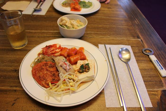 ソウルの狎鴎亭(アックジョン)で韓国料理ビュッフェ_a0223786_17283880.jpg