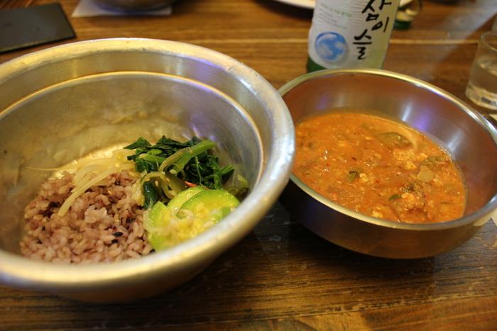 ソウルの狎鴎亭(アックジョン)で韓国料理ビュッフェ_a0223786_17292560.jpg