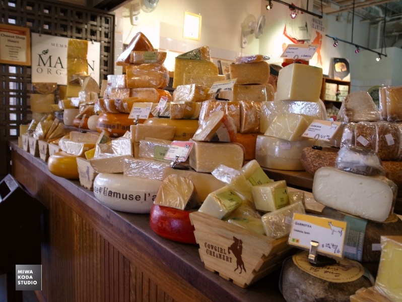 June 21, 2014 アメリカのコーディネーション: 山盛りチーズ Coordination in the US: Many Cheeses_a0307186_7331020.jpg
