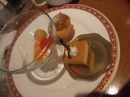 パレスホテル立川 イル・ペペ チーズケーキ&タルトフェア_f0076001_23133955.jpg