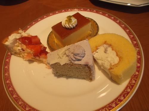 パレスホテル立川 イル・ペペ チーズケーキ&タルトフェア_f0076001_23163681.jpg