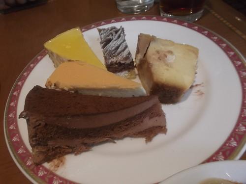 パレスホテル立川 イル・ペペ チーズケーキ&タルトフェア_f0076001_23172118.jpg