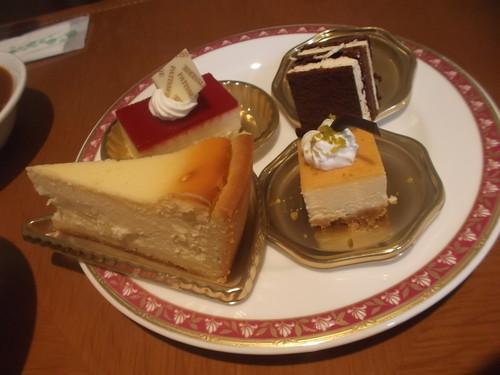 パレスホテル立川 イル・ペペ チーズケーキ&タルトフェア_f0076001_23173228.jpg