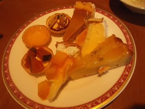 パレスホテル立川 イル・ペペ チーズケーキ&タルトフェア_f0076001_23175568.jpg