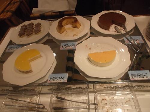 パレスホテル立川 イル・ペペ チーズケーキ&タルトフェア_f0076001_2323135.jpg