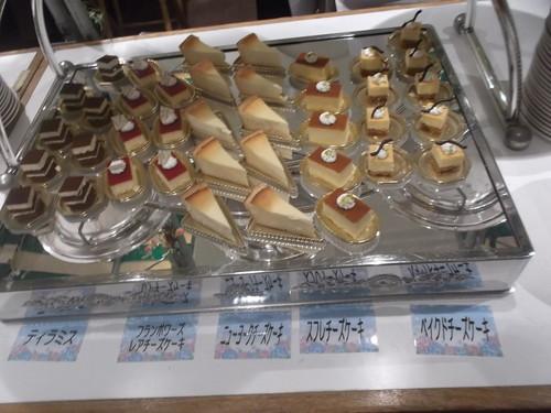 パレスホテル立川 イル・ペペ チーズケーキ&タルトフェア_f0076001_23233174.jpg