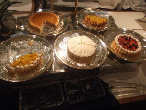 パレスホテル立川 イル・ペペ チーズケーキ&タルトフェア_f0076001_23241517.jpg