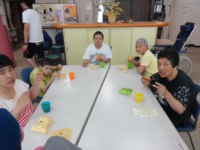 6/15 喫茶の時間♪_a0154110_936799.jpg