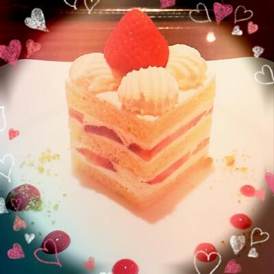ケーキ☆_a0139911_1325858.jpg