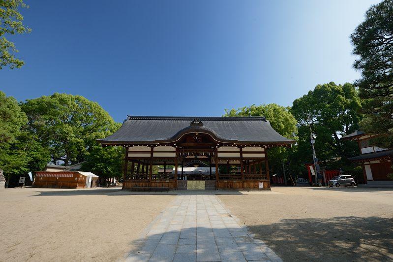 空梅雨の紫陽花巡り! 藤森神社_f0032011_18253365.jpg