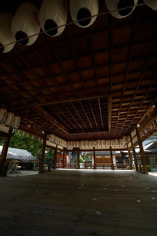空梅雨の紫陽花巡り! 藤森神社_f0032011_18272951.jpg