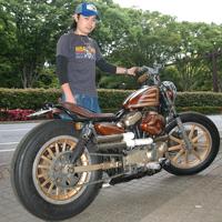 【Harley-Davidson 2】_f0203027_11152771.jpg