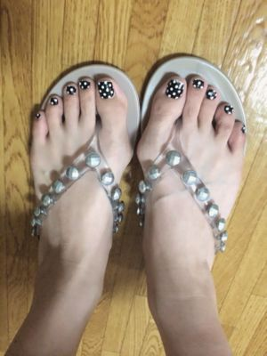new nail & new sandal_b0163040_21255828.jpg