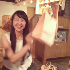 CRYSTAL PIERCE(&surprise party!!)by natsumi_f0053343_162598.jpg