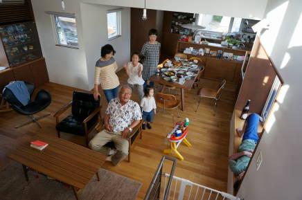 『父の日』ホームパーティー_e0197748_14102439.jpg