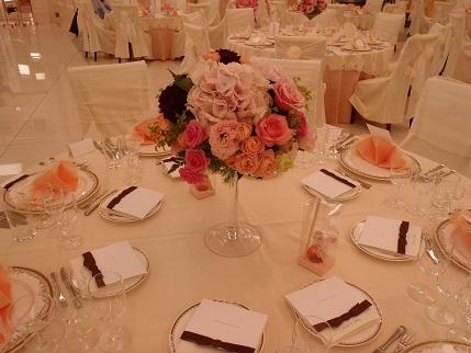 アトンパレスホテル『ブライダルフェア』レポート!_f0229750_1358955.jpg