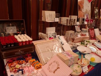 アトンパレスホテル『ブライダルフェア』レポート!_f0229750_141656.jpg
