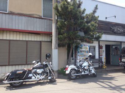 本日のバイク‼_f0194657_1622521.jpg