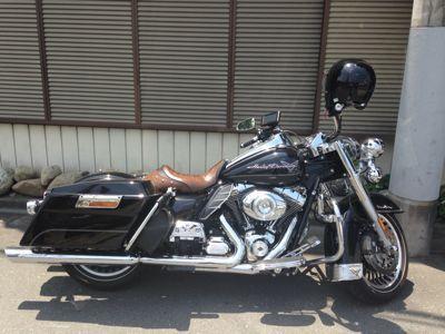 本日のバイク‼_f0194657_1622622.jpg