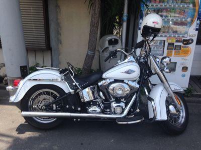 本日のバイク‼_f0194657_1622712.jpg