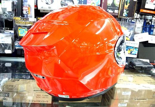 OGKの新型ヘルメットRT-33。_b0163075_8262670.jpg