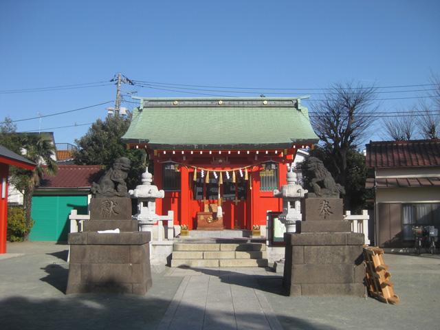 大田区矢口 ◆東八幡神社◆_f0322193_9253217.jpg