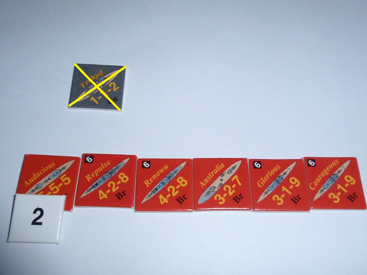 Decision Games「Nine Navies War」⑧_b0162202_19304258.jpg