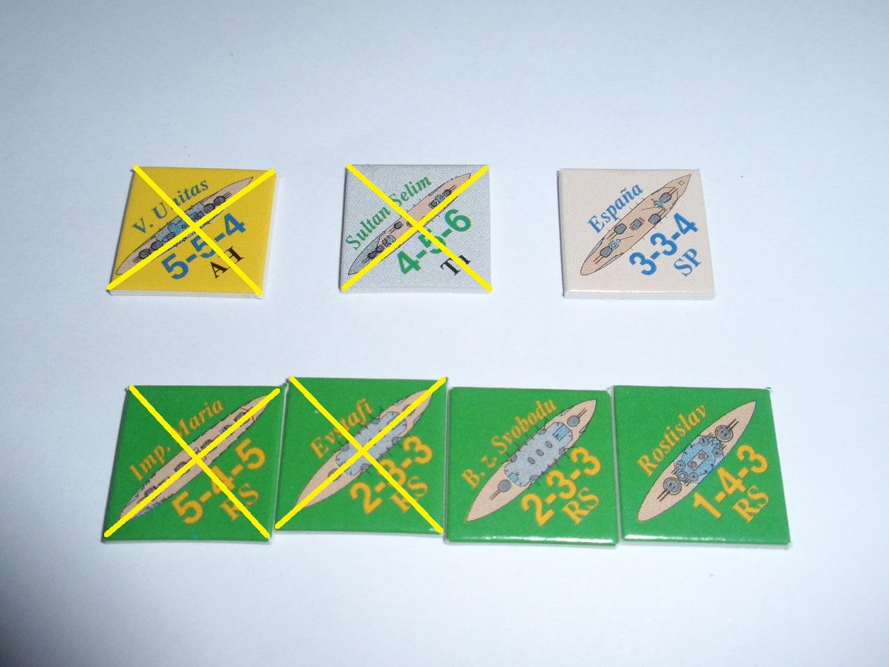 Decision Games「Nine Navies War」⑧_b0162202_1930692.jpg