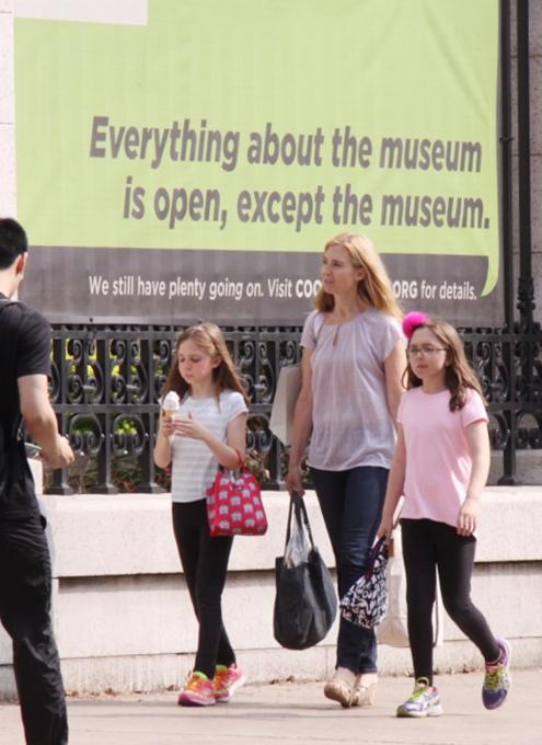初夏のNY「ミュージアム・マイル」沿いの並木道をお散歩_b0007805_1112767.jpg