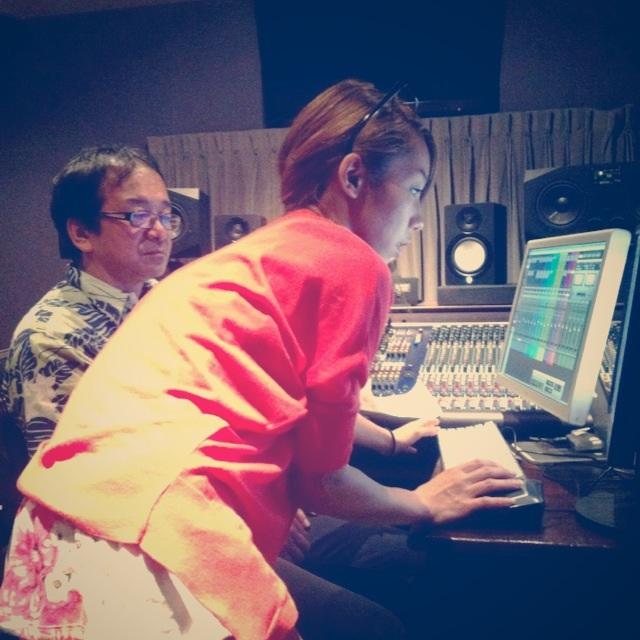 「やもとなおこ×キナコ」CD mix &マスタリング_f0115311_8374849.jpg