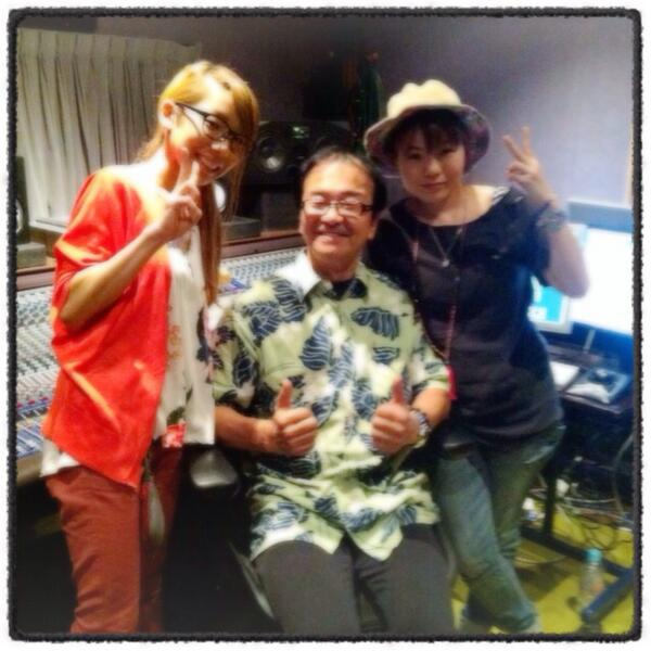 「やもとなおこ×キナコ」CD mix &マスタリング_f0115311_8463461.jpg