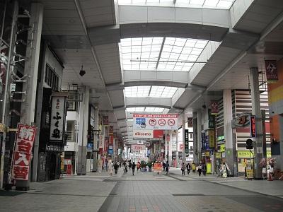 熊本中心街の色々な通り♪_b0228113_16053205.jpg