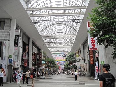 熊本中心街の色々な通り♪_b0228113_16060181.jpg