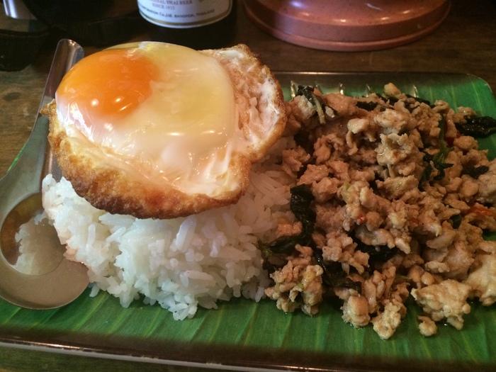 辛いものを欲する夏! タイ料理@ハンサム食堂(西荻窪)_f0062122_11463012.jpg