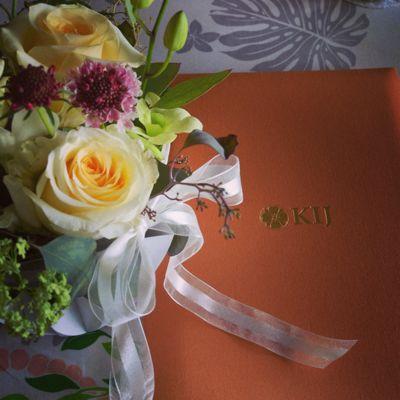 KIJXクラス一区切り〜 卒業おめでとうございます。_f0095325_1383481.jpg
