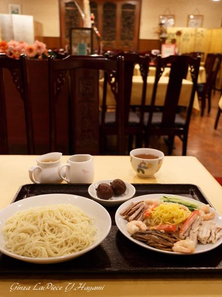 料理の風景 五目冷やし中華_b0133053_1252417.jpg