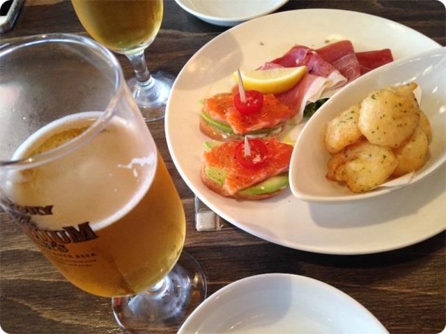 Spain Bar LAPASADA _b0236665_1735281.jpg