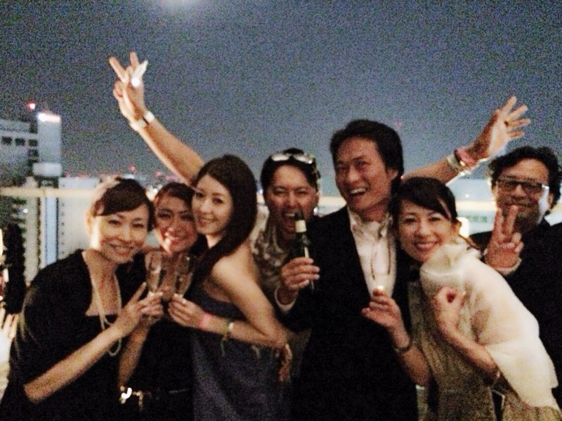 優子ちゃん結婚式〜♩_c0151965_21593666.jpg