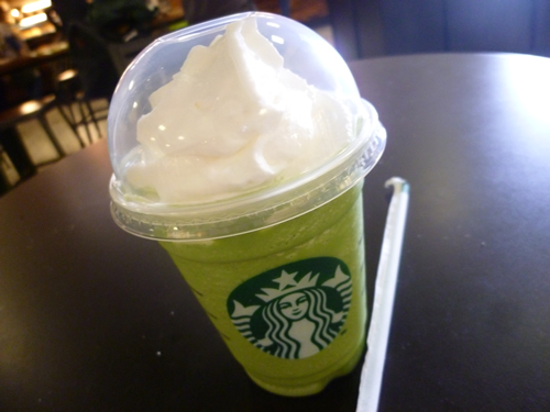 ホノルル空港のSTARBUCKS COFFEE_c0152767_2126874.jpg