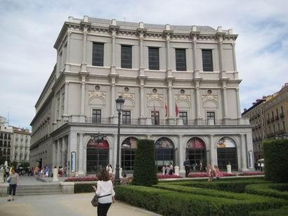 「マドリッド王立歌劇場」にて_a0280569_023380.jpg