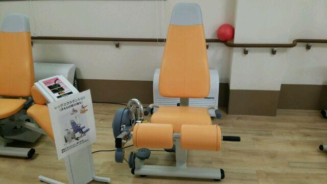 筋力トレーニングおよび物理療法機器の紹介_a0079474_12461342.jpg