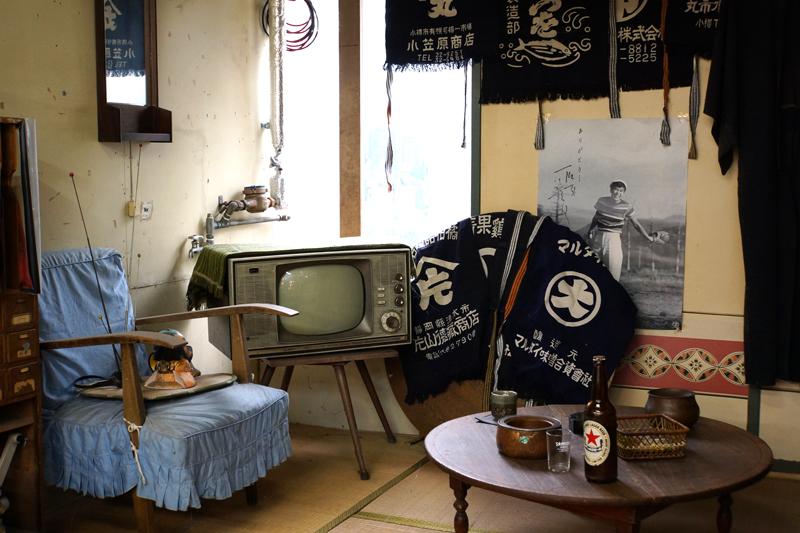 昭和三十年代の居間_c0182775_2021152.jpg