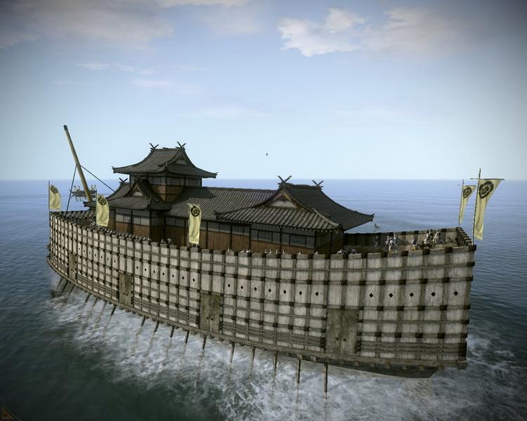 戰國鉄甲船-日本丸_e0040579_23152117.jpg